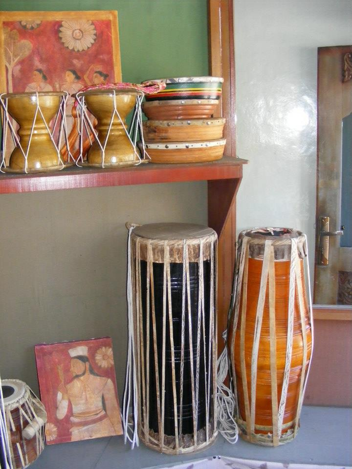 Sri Lankan drums